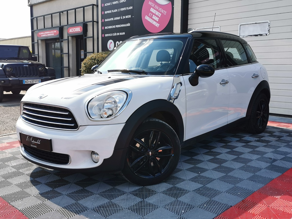 Mini Countryman COOPER 1.6 122 PACK CHILI