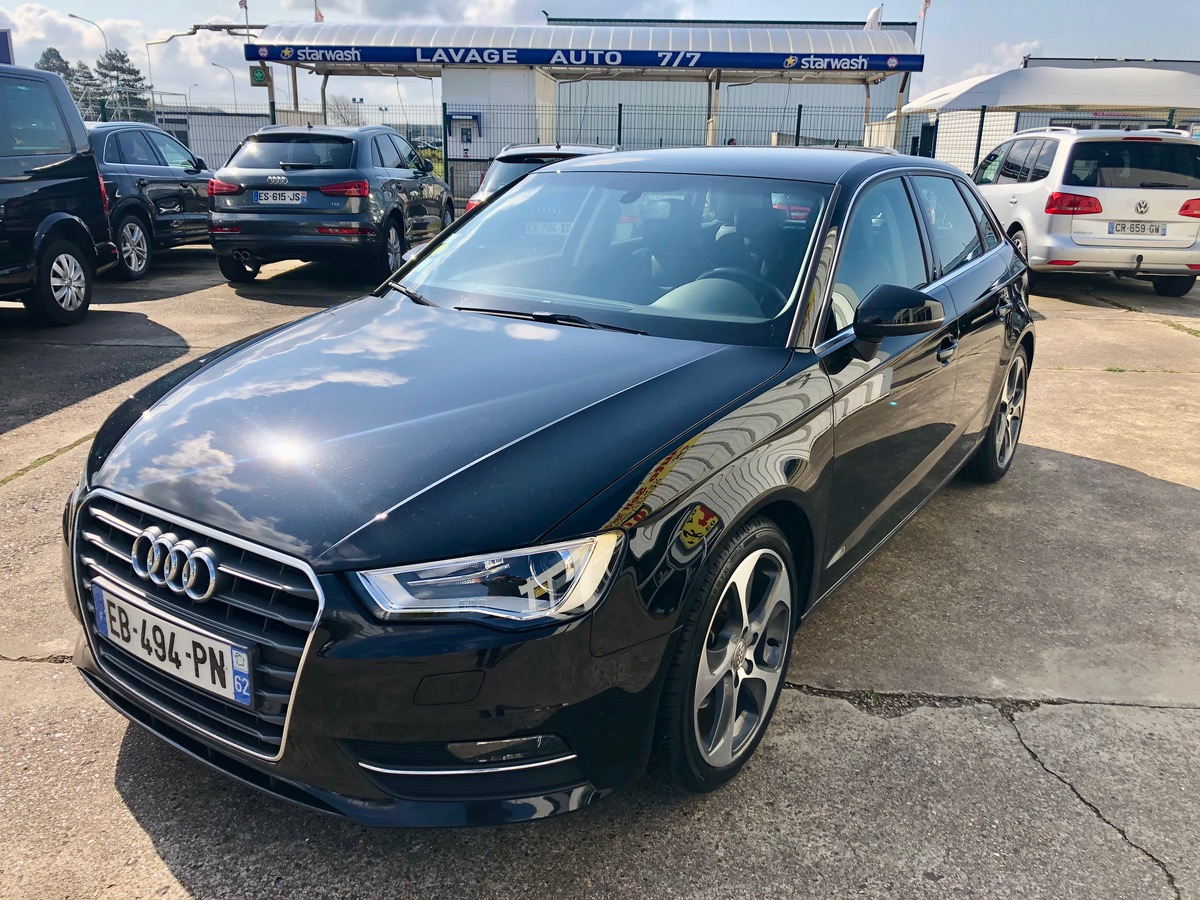 Audi A3 2.0 TDI 150 ch AMBITION LUXE /GPS