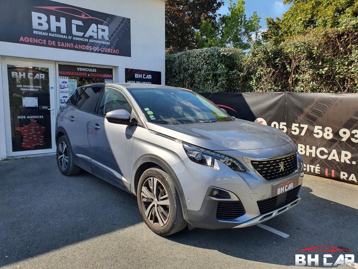 Peugeot 3008 1.6 HDI 120 CV ALLURE EAT6