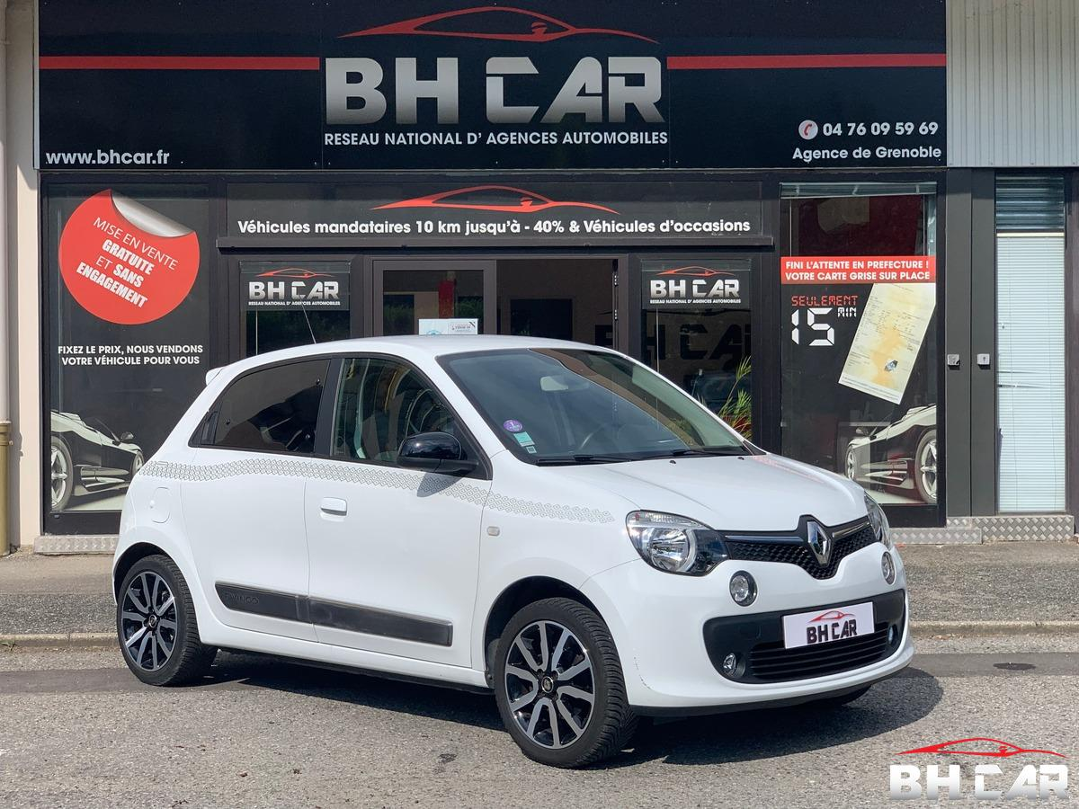 Renault Twingo 0.9 TCE 90 ch Midnight 28600 kms