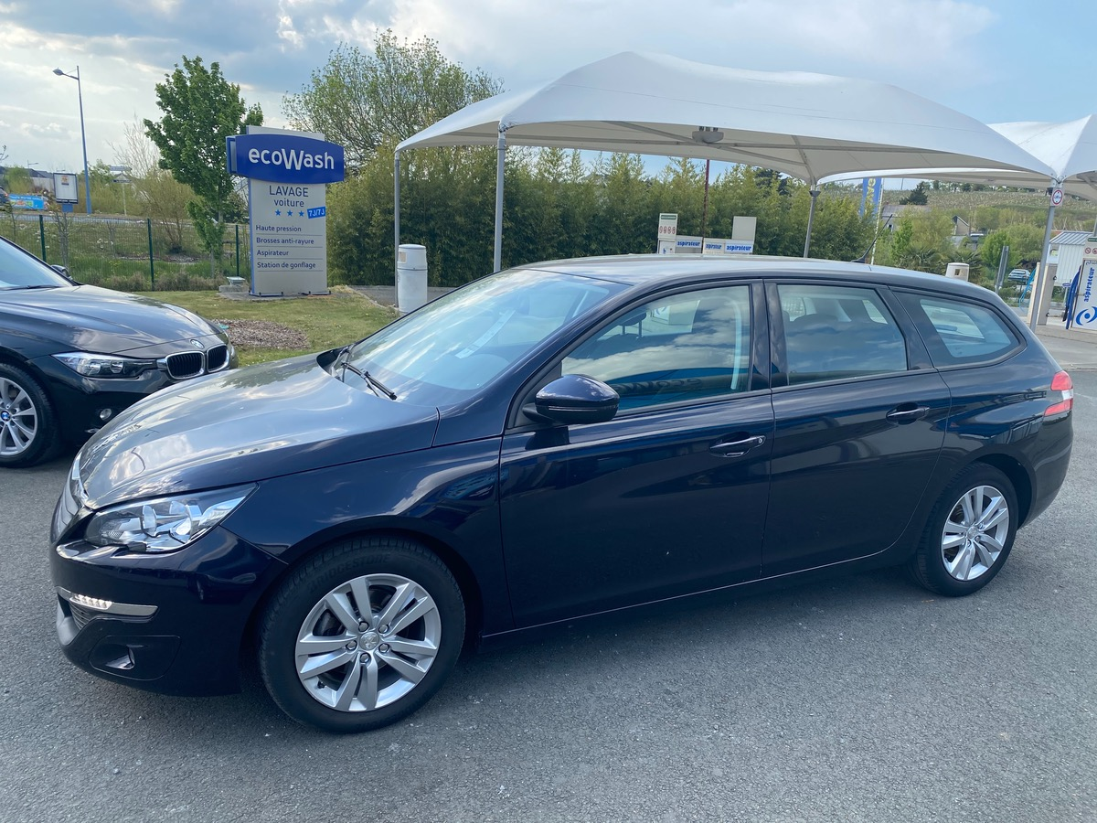 Peugeot 308 SW Hdi 120 EAT business reprise pos