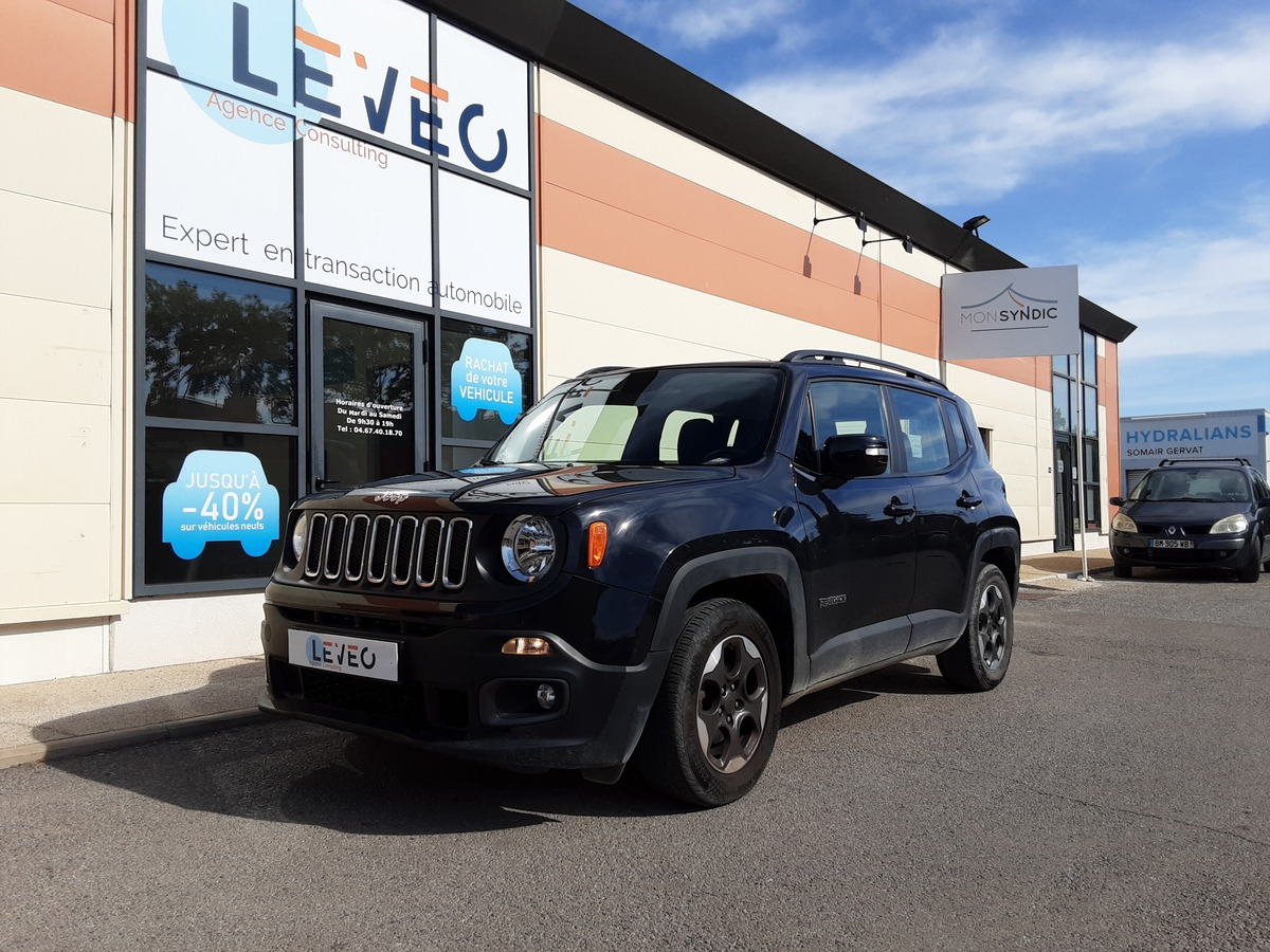 Jeep Renegade 1.4t 140 CH