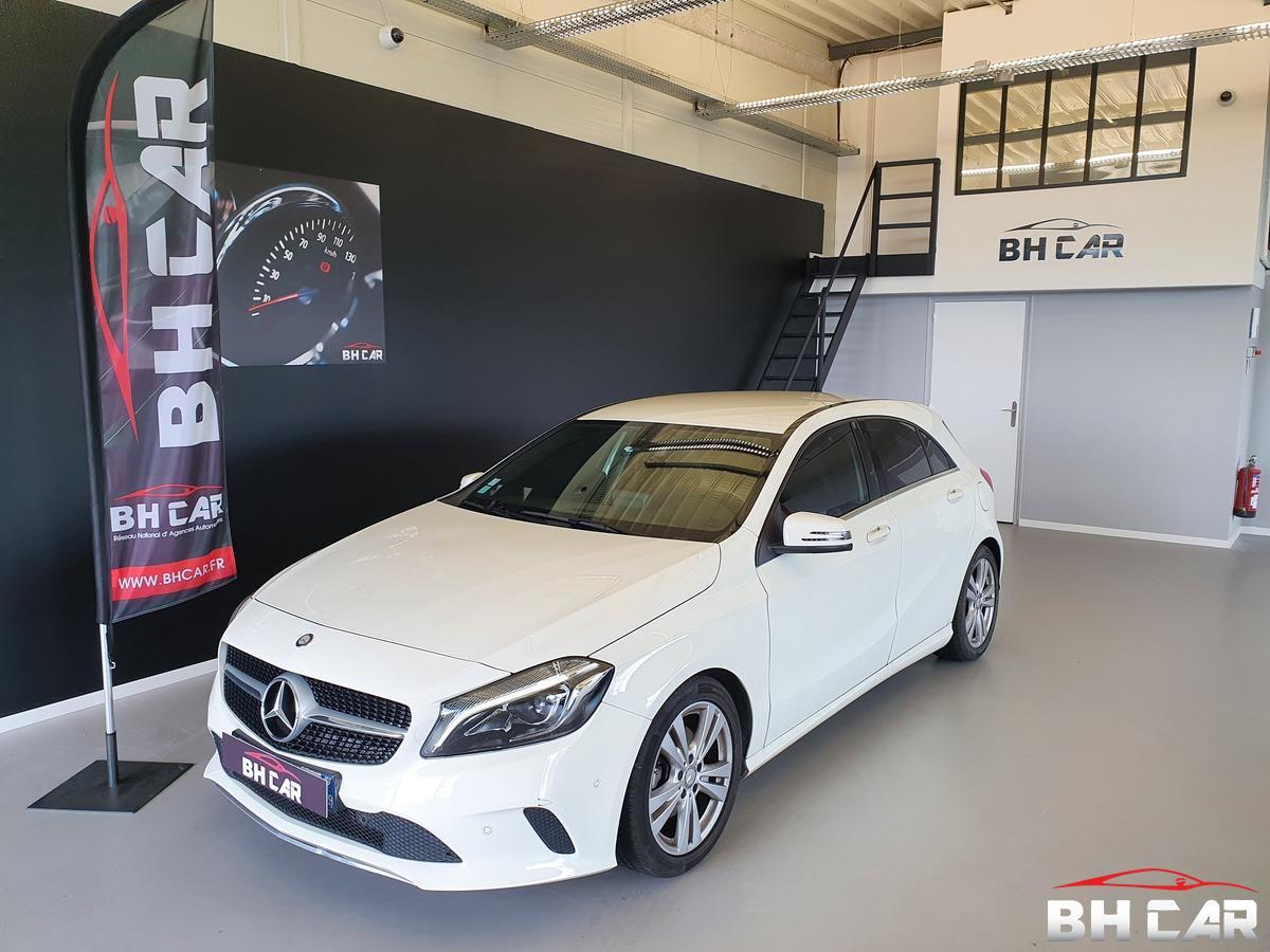 Mercedes Classe A III (2) (W176) 160 Intuition bvm