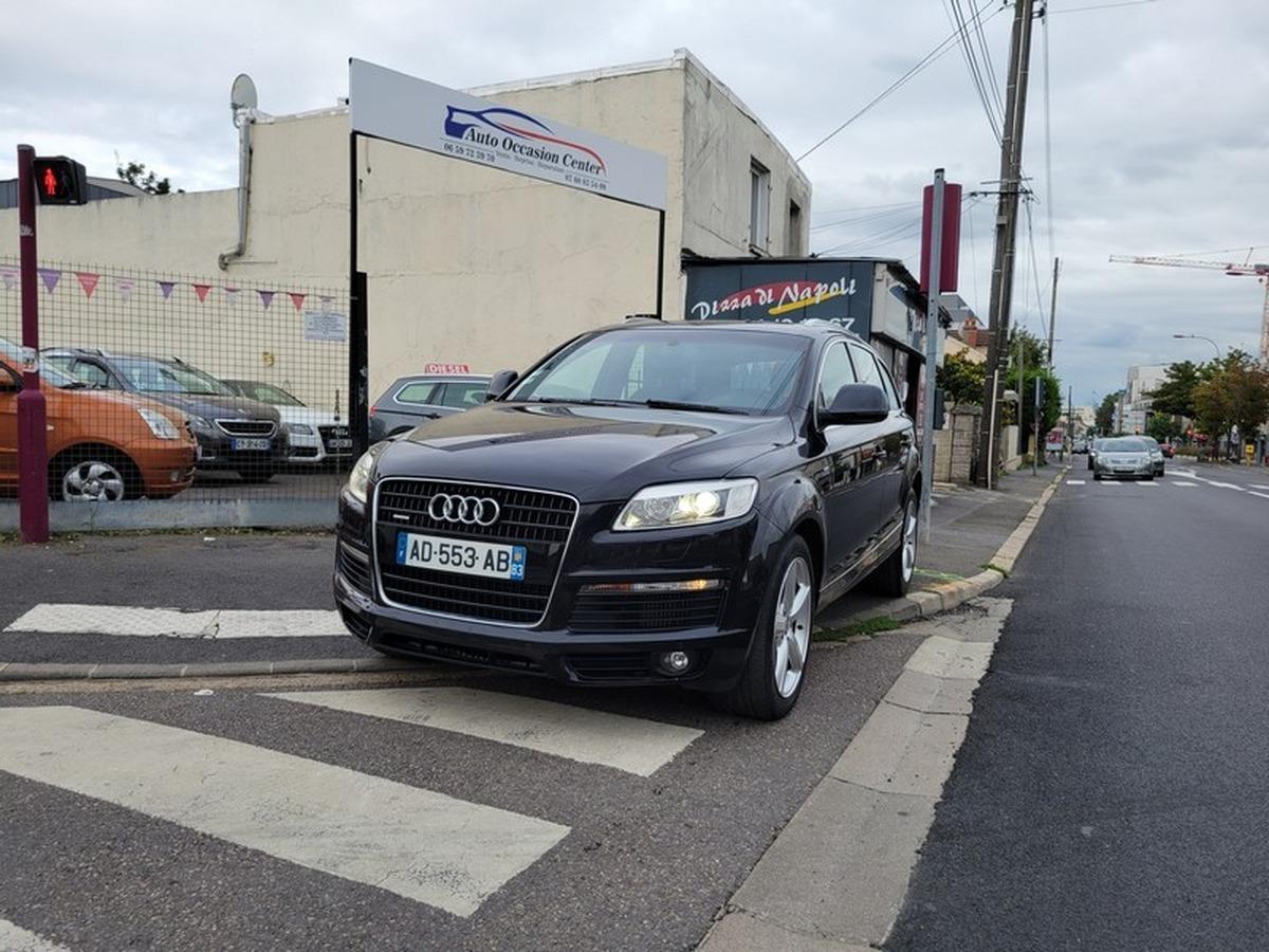 Audi Q7 quattro 3.0 TDI 240 S-LINE 7PL