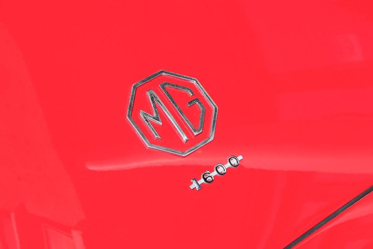 Mg MGA A 1600 - 1961 LHD