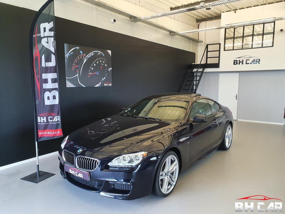 Bmw Serie 6 F13 640dA xDrive 313ch M sport