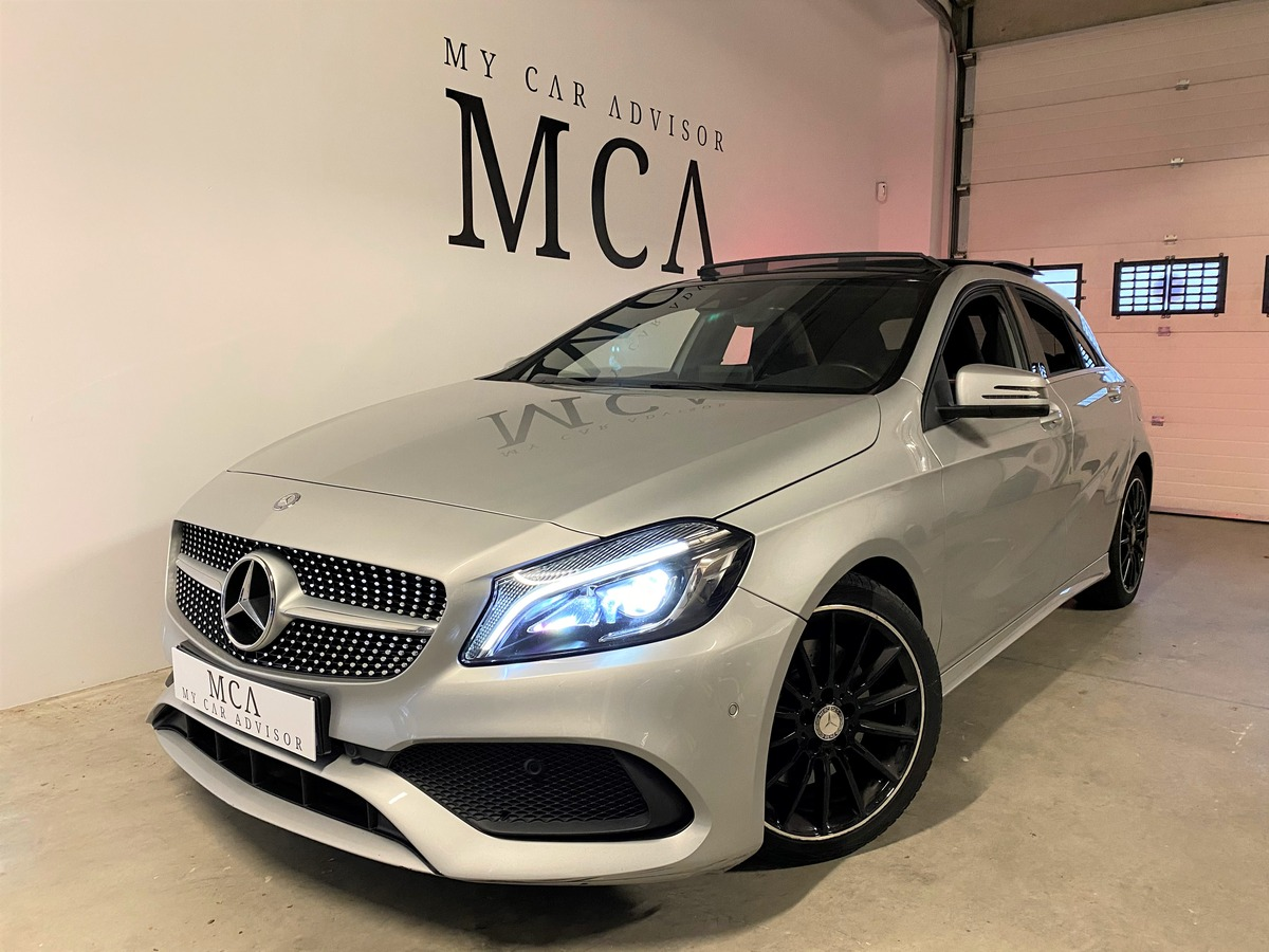 Mercedes Classe A 220 d 7G-DCT 4-Matic Fascination