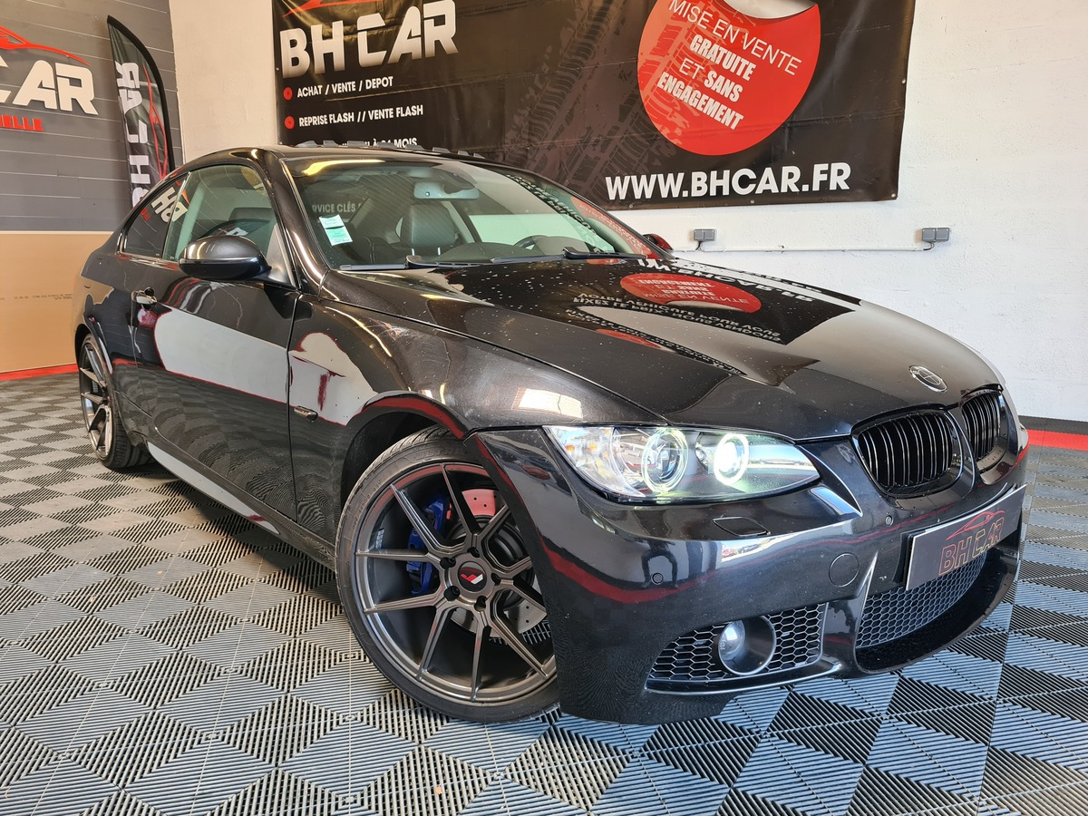 Bmw Serie 3 330d pack m