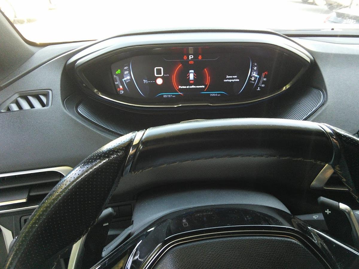 Peugeot 3008 2.0 BleuHDI 180 EAT6 GT 89200KM