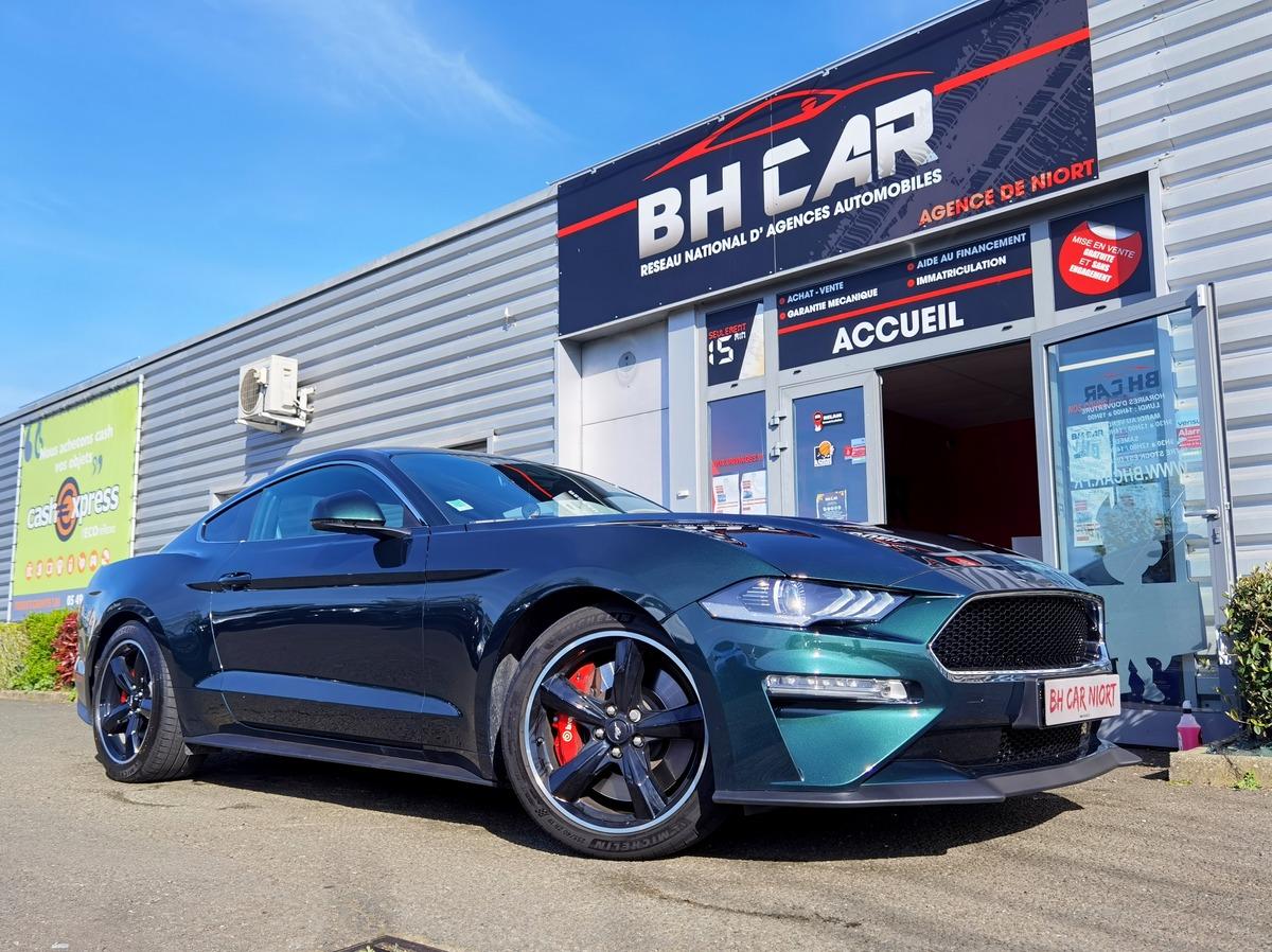 Ford Mustang FASTBACK BULLITT 5.0 V8 460Cv