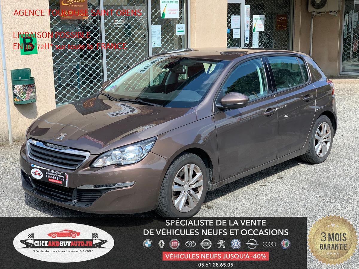 Peugeot 308 1.2 130 ch Active