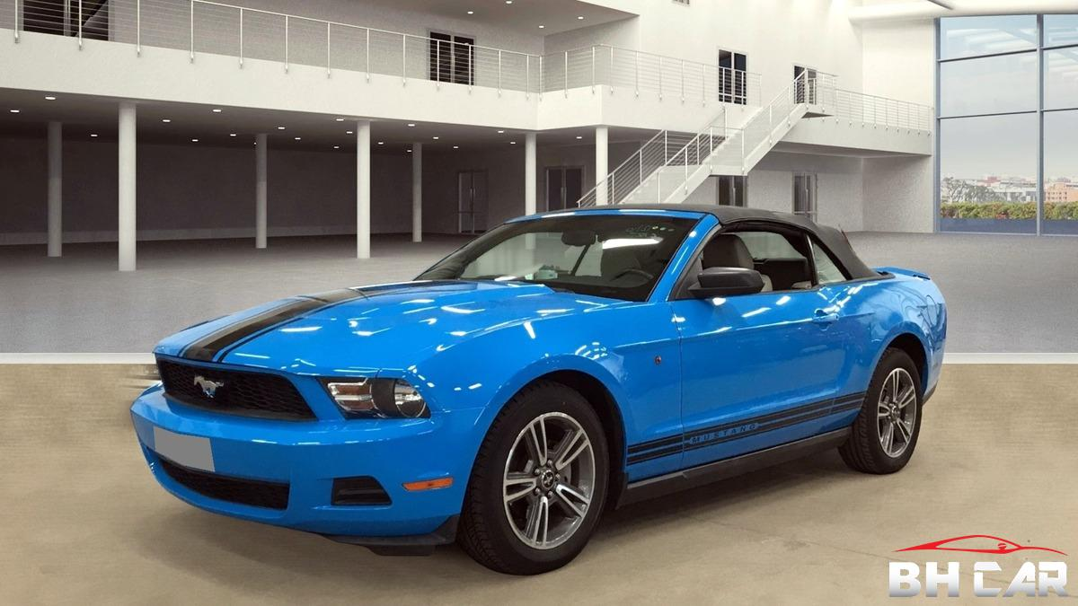 Ford Mustang CABRIOLET 4.0 V6 210 CH 88500KMS