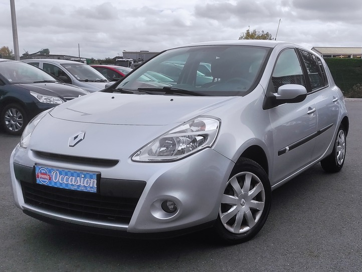 Renault Clio 1.5 DCI - 75CH