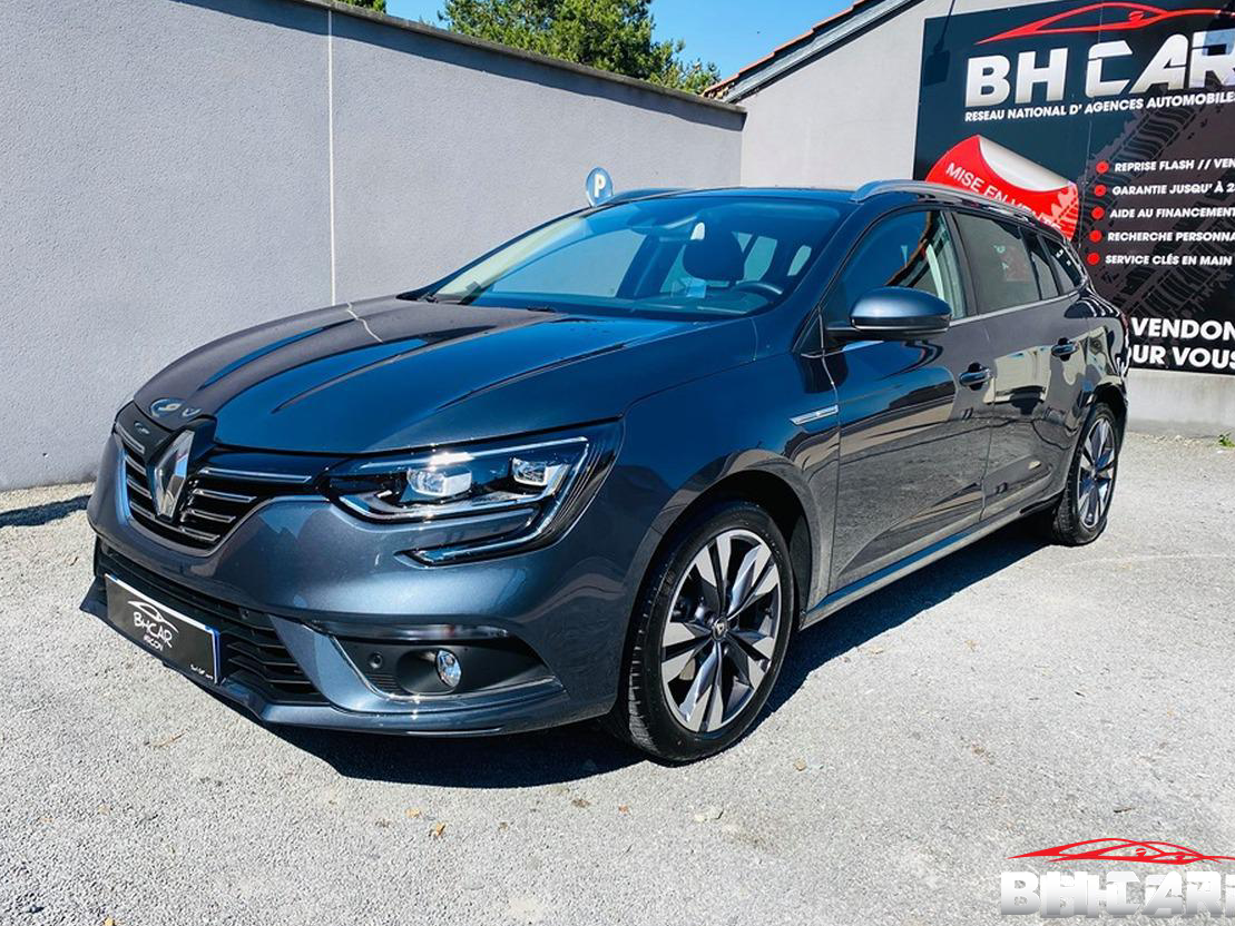 Renault Megane Estate TCE 140cv Intens