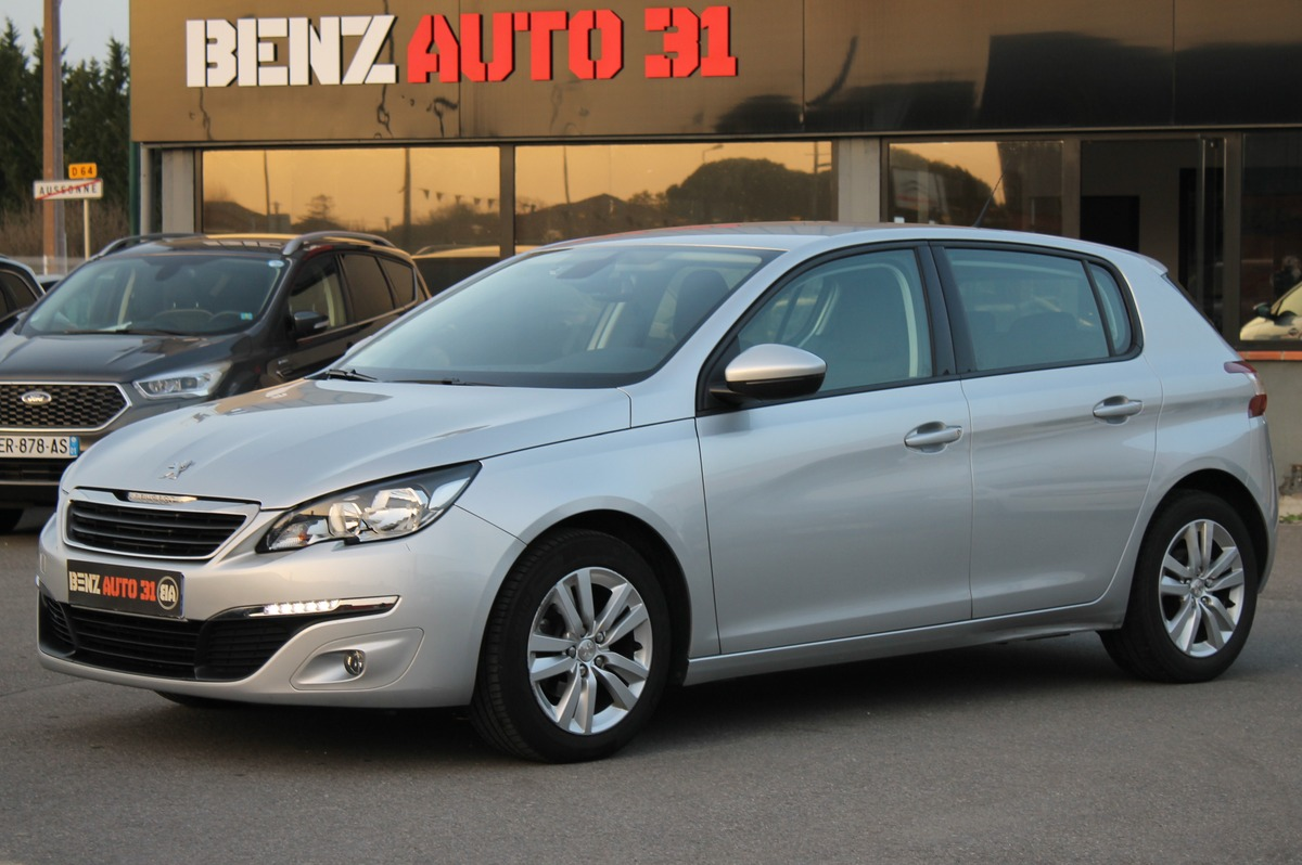Peugeot 308 1.6 BlueHDi 100cv Active Business S&S