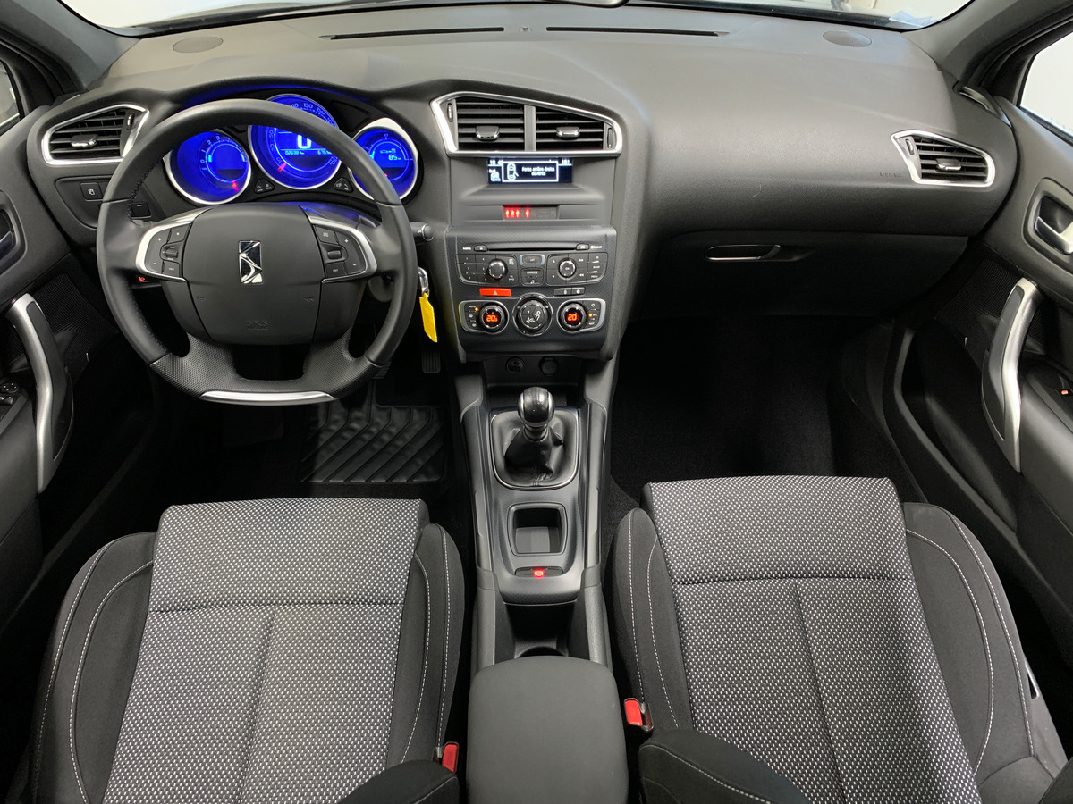 Ds ds4 Crossback 1.2l 13O Puretech Be Chic S&S