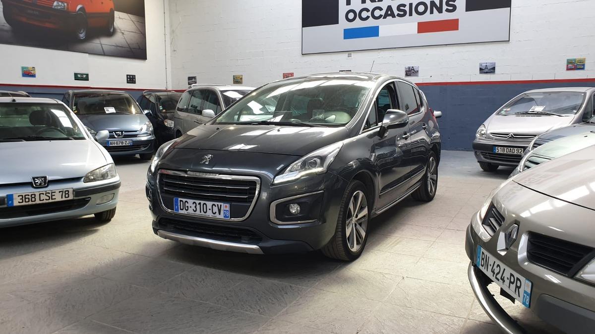 Peugeot 3008 2.0 HDi 163cv Féline BVA 5p.1