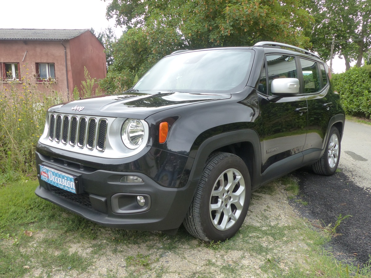 Jeep Renegade 1.6 MULTIJET S&S 120 CH LIMITED e