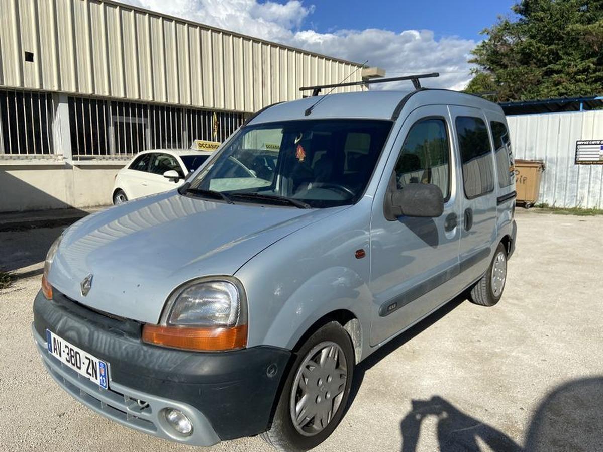 Renault Kangoo 1.9D CLIM DISTRIB/EMBRAYAGE NEUF!