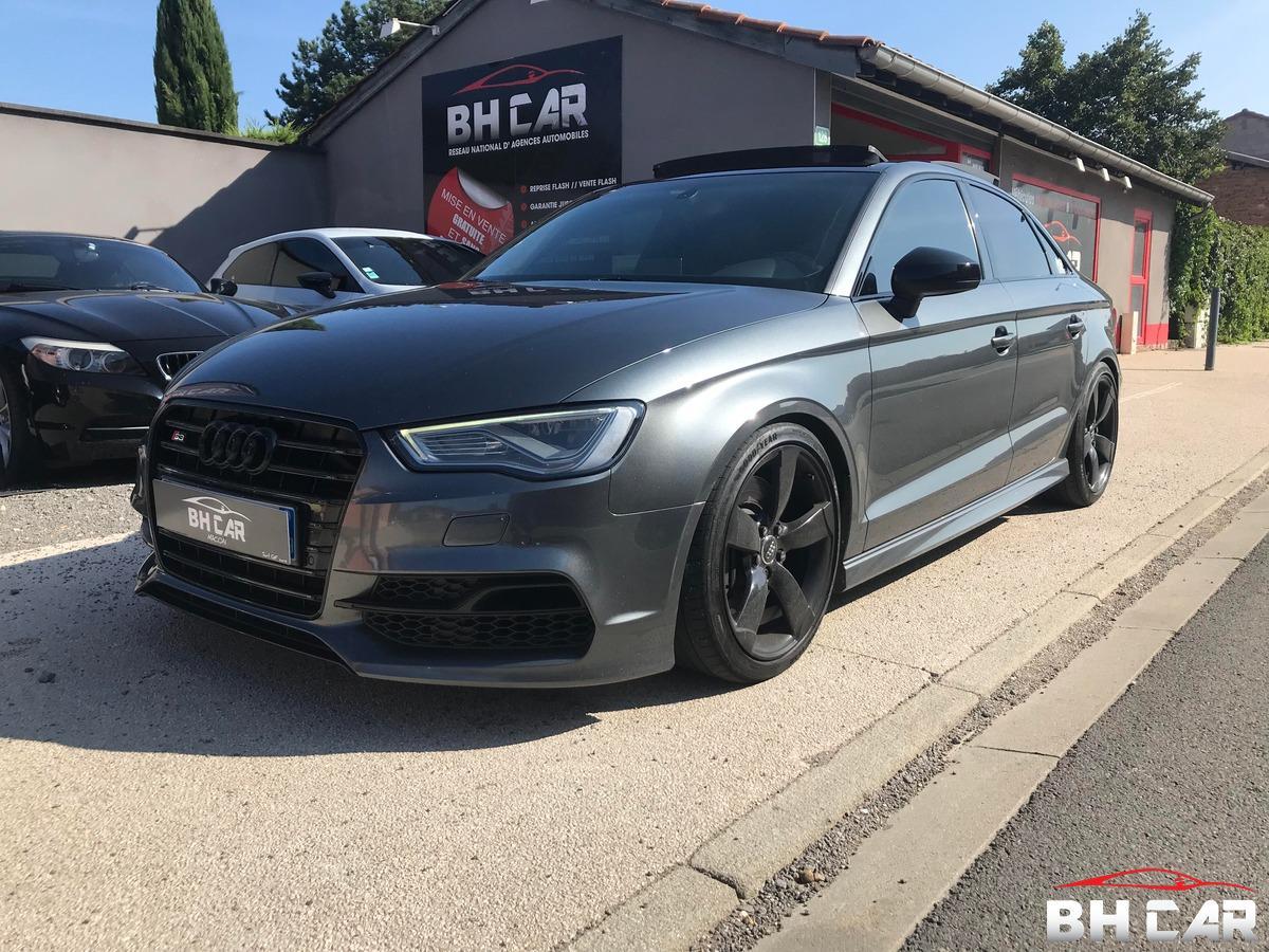 Audi S3 2.0 TFSI 300cv QUATTRO BVA 6 LIMOUSINE