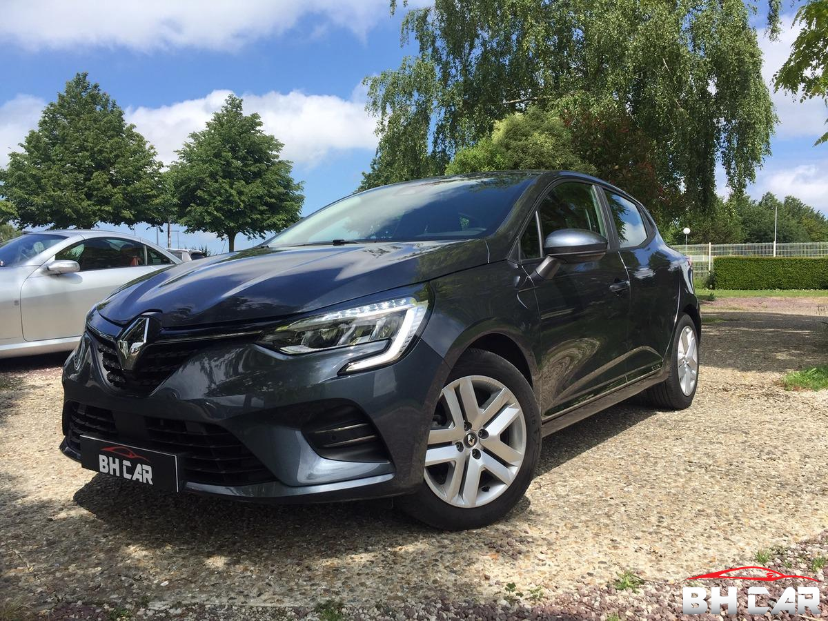 Renault Clio 1.2 TCE 100 BUSINESS 8800 km Attelage