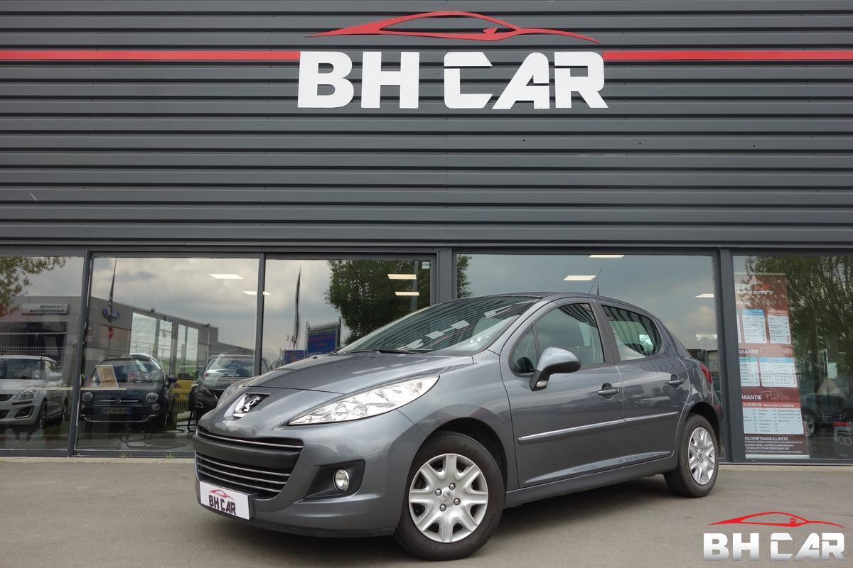Peugeot 207 1,4 VTI 95 Premium