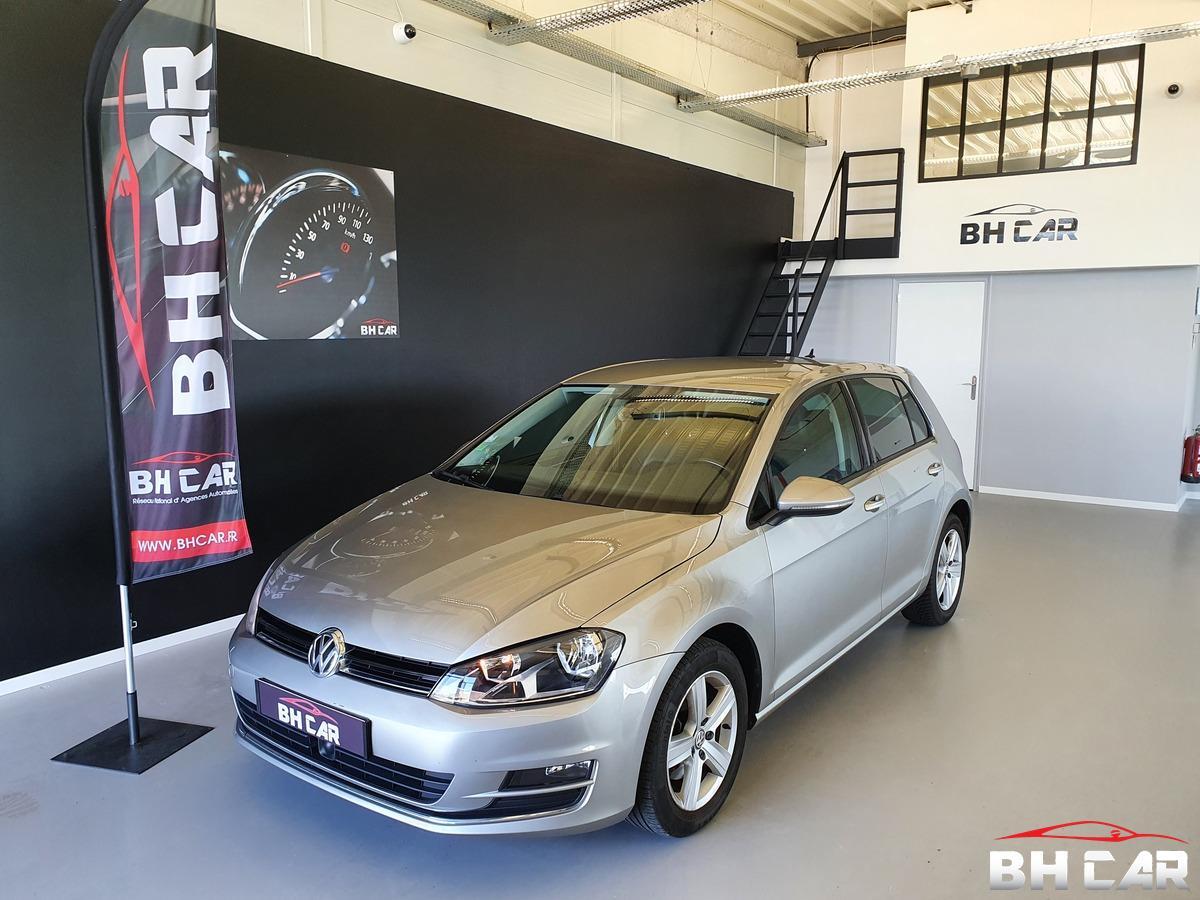 Volkswagen Golf 1.6 TDI 105ch Confortline bvm