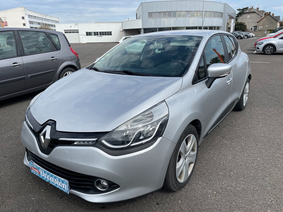 Renault Clio IV 1.5 DCI 75 CHV 113000KM