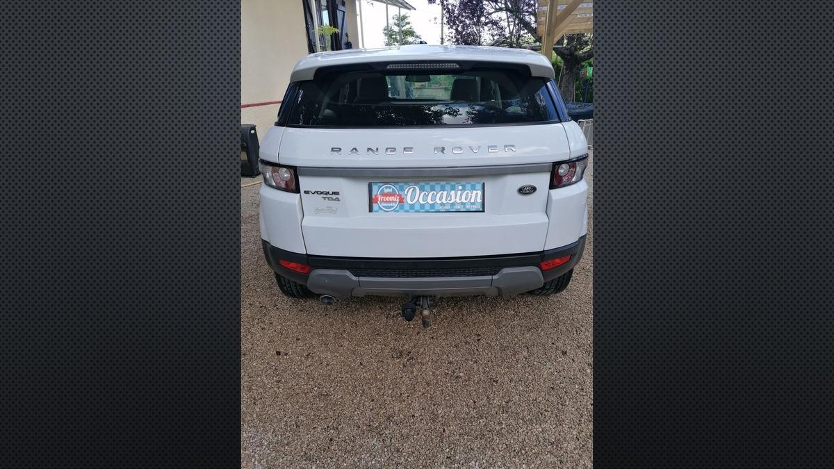 Land Rover Evoque (2) TD4 150 ch PURE 4*4 v
