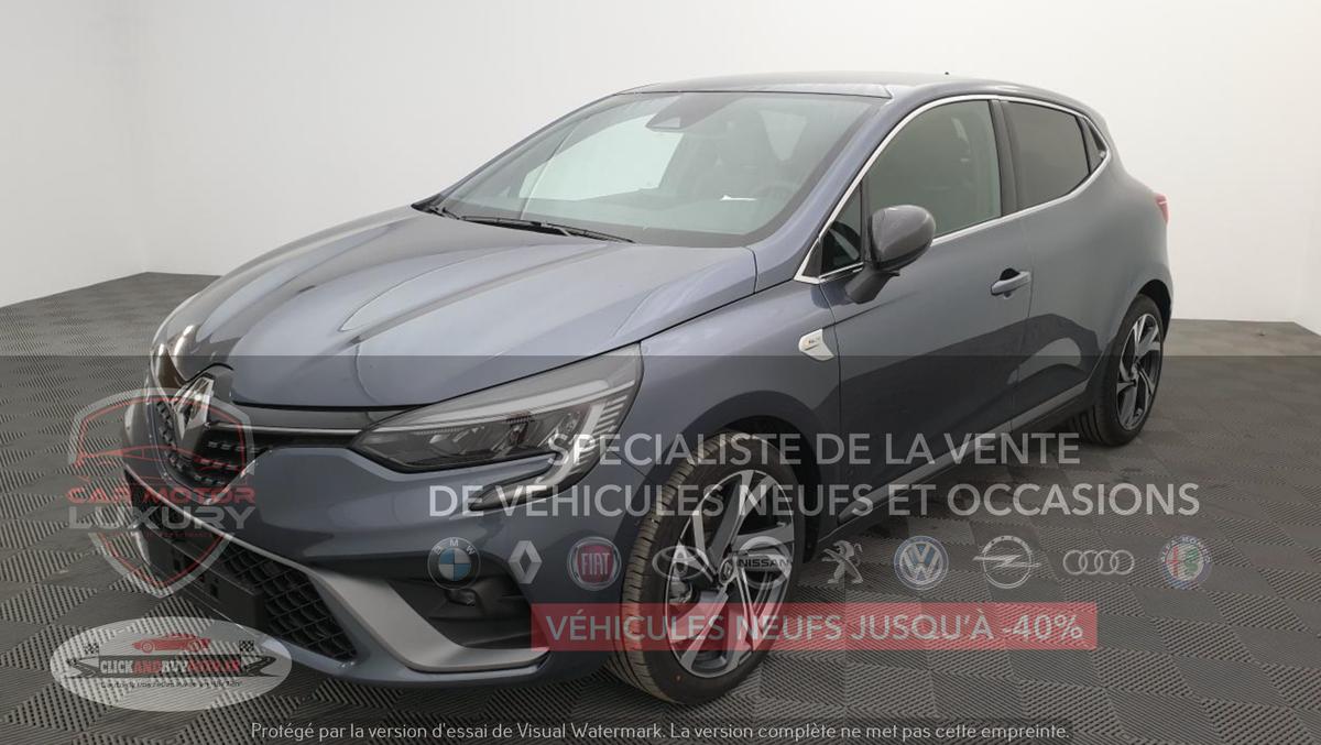 Renault Clio V 1.0 TCE 90  BVM6 RS LINE fr