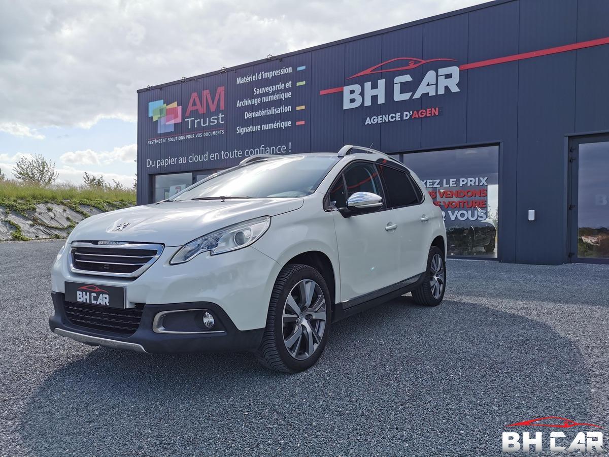 Peugeot 2008 1.6 e-hdi fap 92 CV BUSINESS PACK