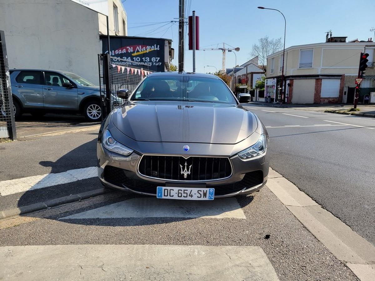 Maserati Ghibli III 411Ch 3.0 S Q4