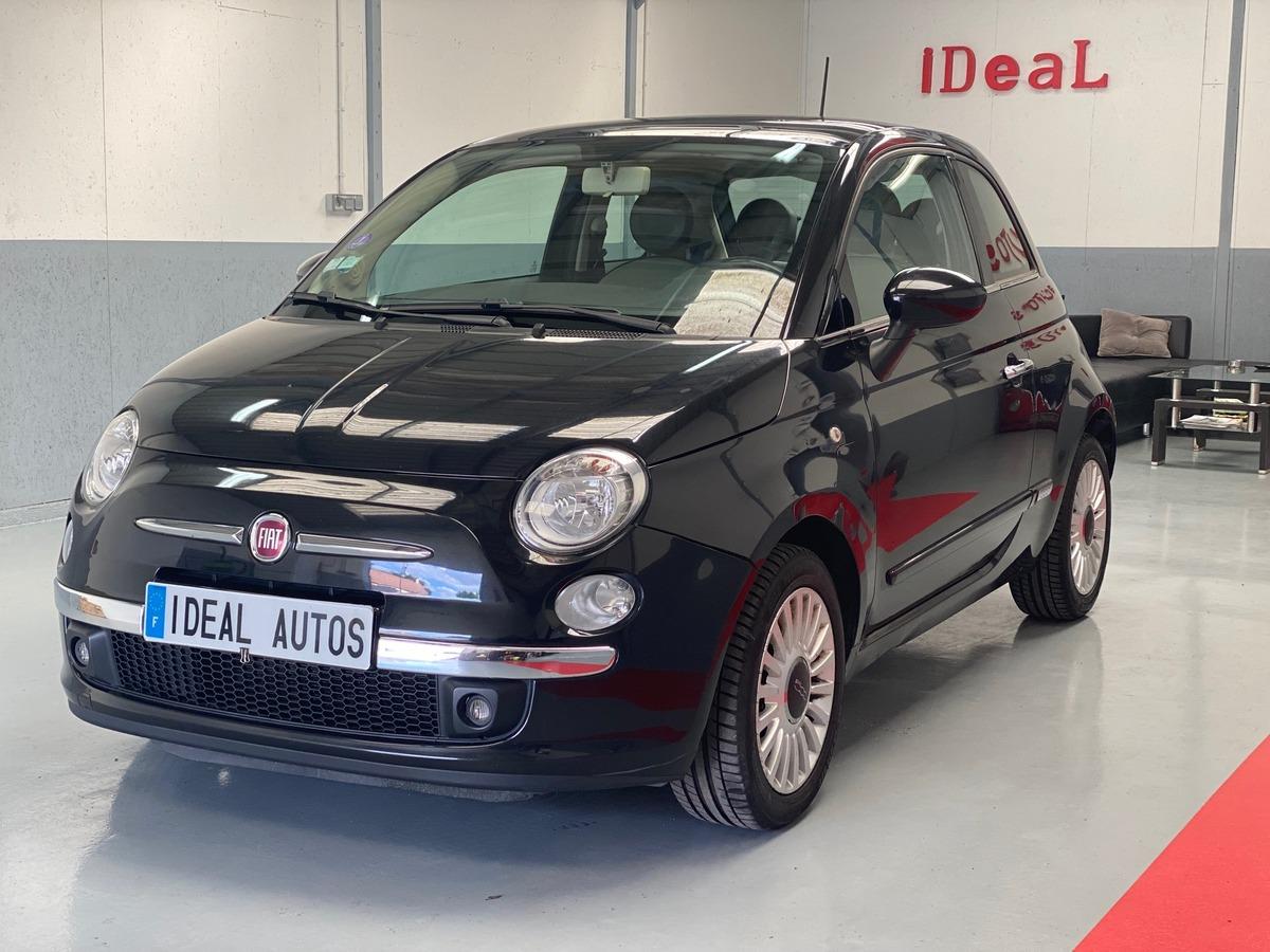 Fiat 500 1.2 69 LOUNGE GARANTIE 6 M