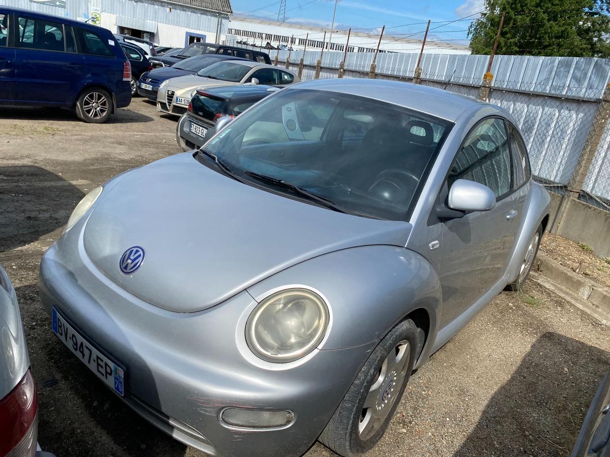 Volkswagen New Beetle 1.9 TDI