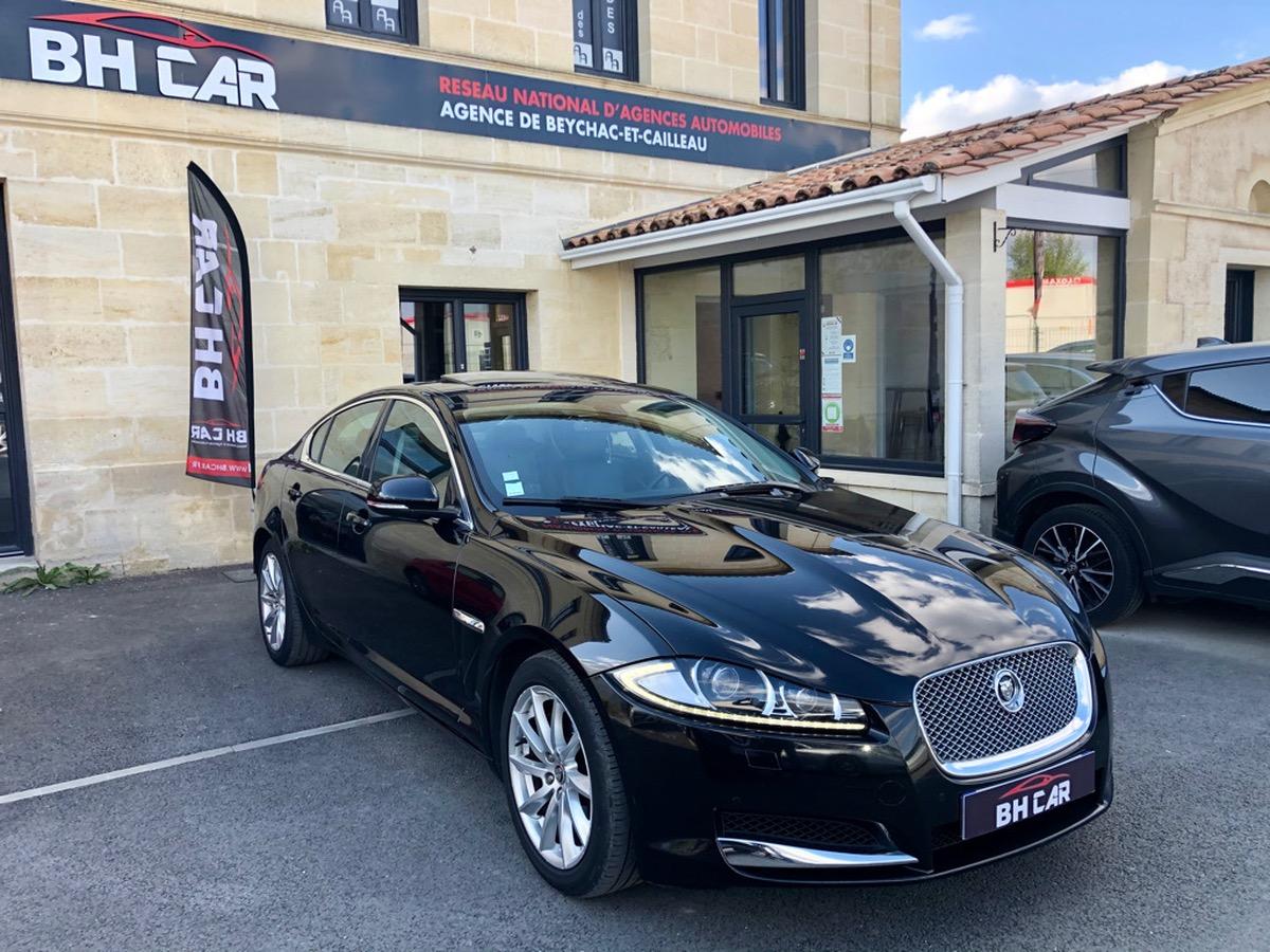 Jaguar Xf 3.0 V6 D 240 CHV PRESTIGE LUXE
