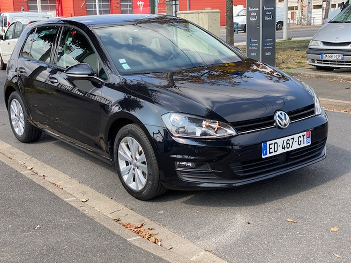 Volkswagen Golf VII 1.6TDI 110CH BUSINESS DSG7