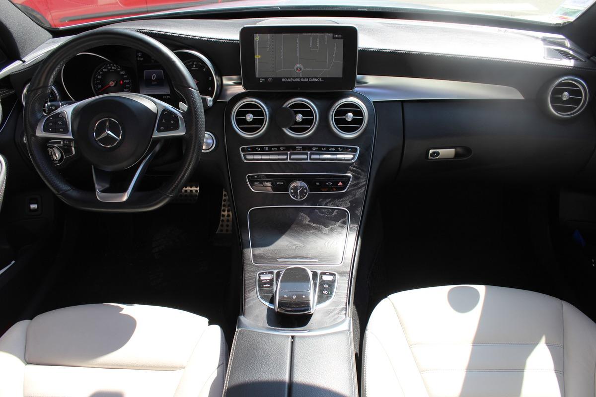 Mercedes Classe C 220 FASCINATION 7G-TRONIC 170AMG