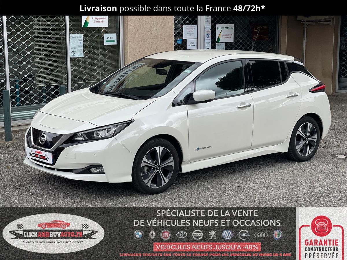 Nissan Leaf TEKNA 40 KwH 150