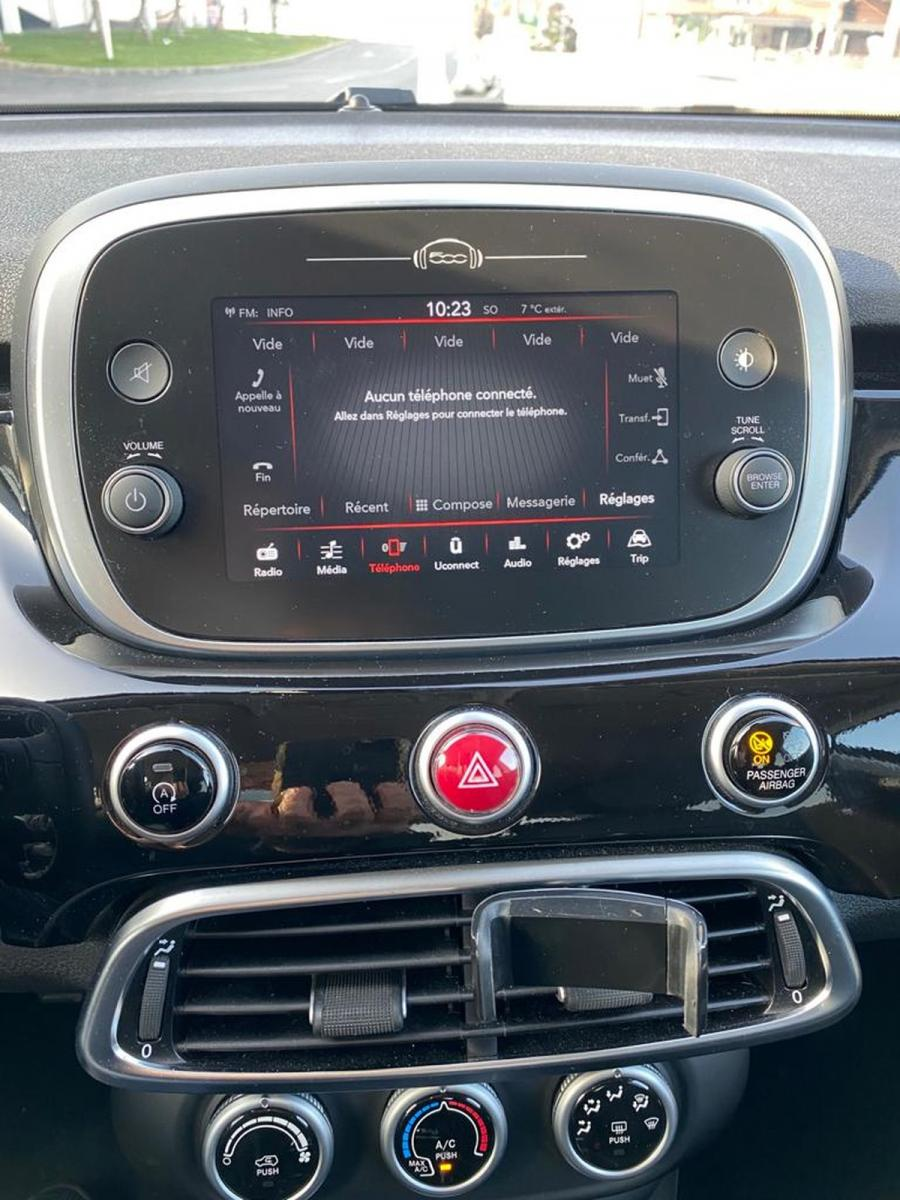 Fiat 500x 1.0L FIREFLY 120 OPENING EDITION 4x2 6