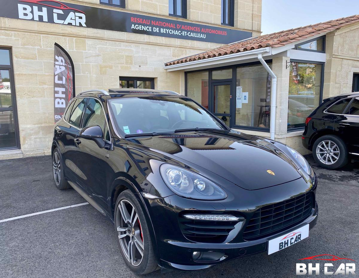 Porsche Cayenne GTS 4.8i 420 V8 + OPTIONS