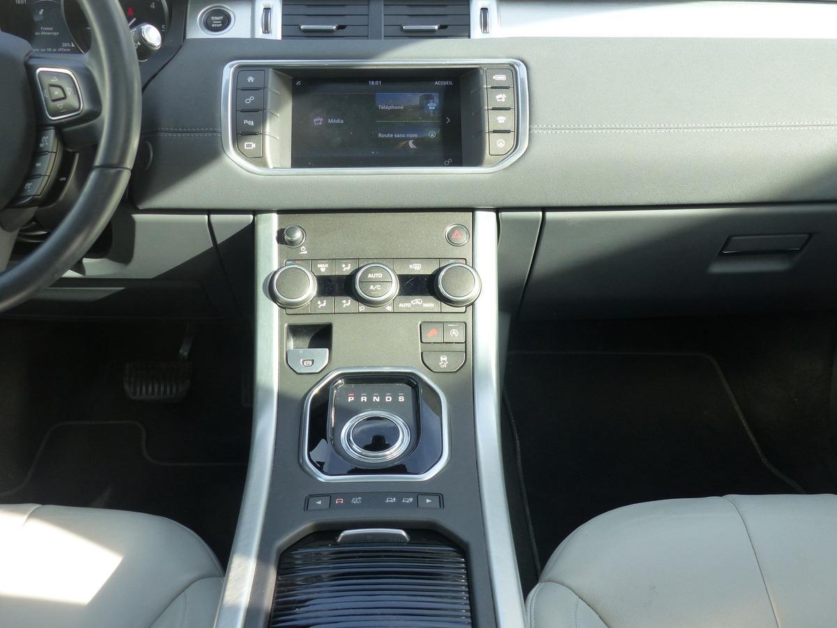 Land Rover Evoque TD4 150CH SE DYNAMIC BVA MK IV h