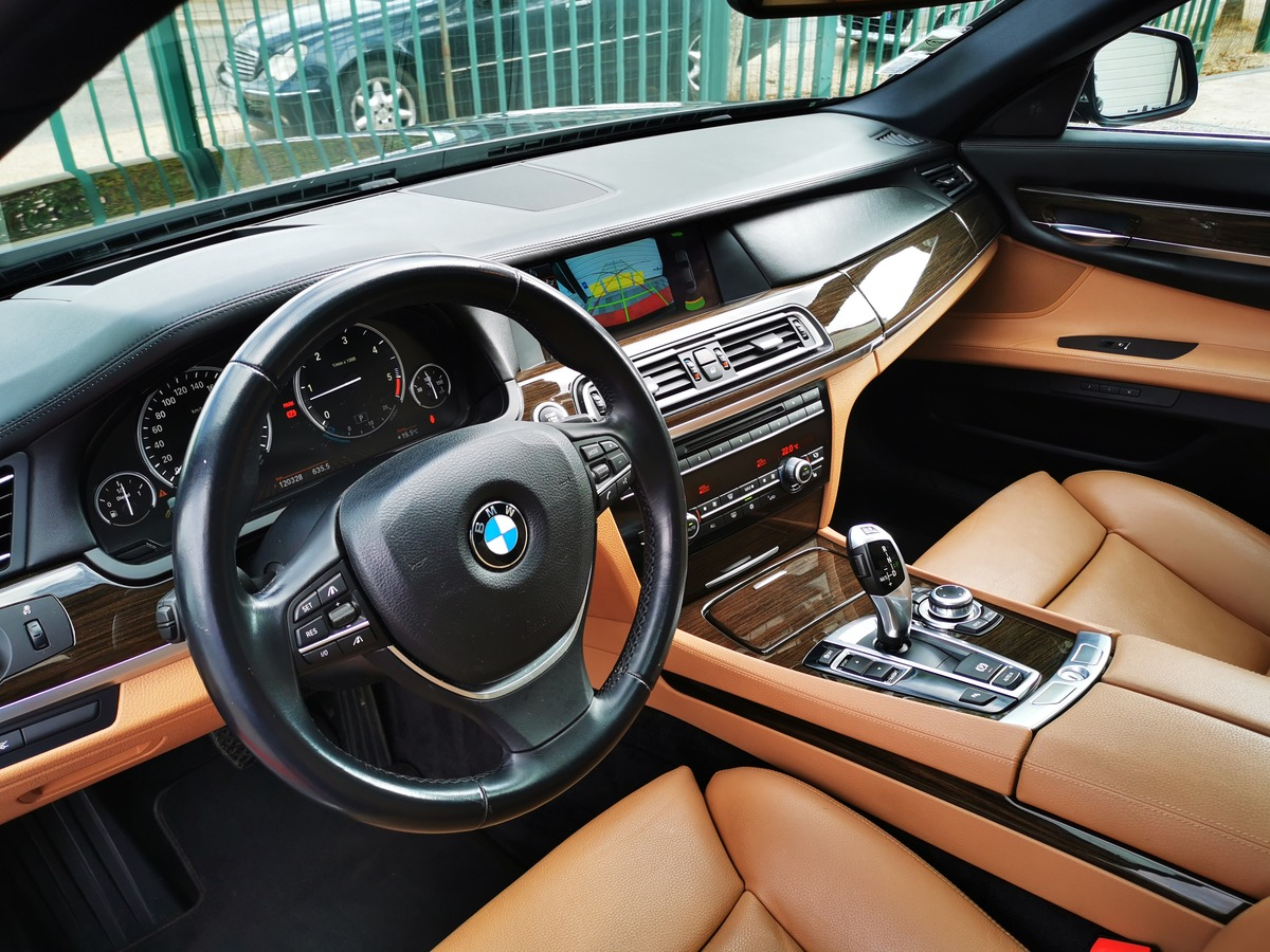 Bmw Serie 7 740d 306 Exclusive options ++