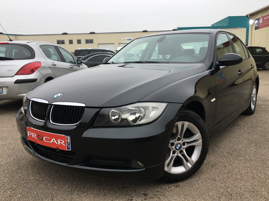 Bmw Serie 3 320d  Pack Luxe 177ch