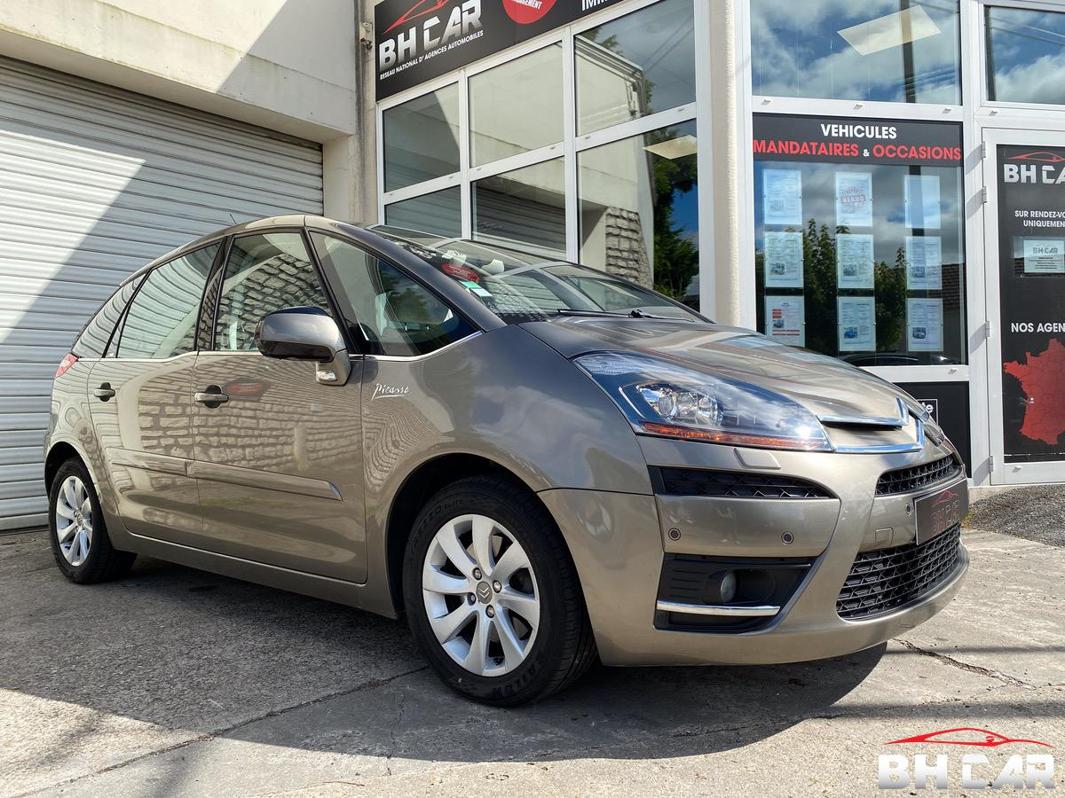 Citroen C4 Picasso 2.0 hdi 136 bv bmp6 EXCLUSIVE