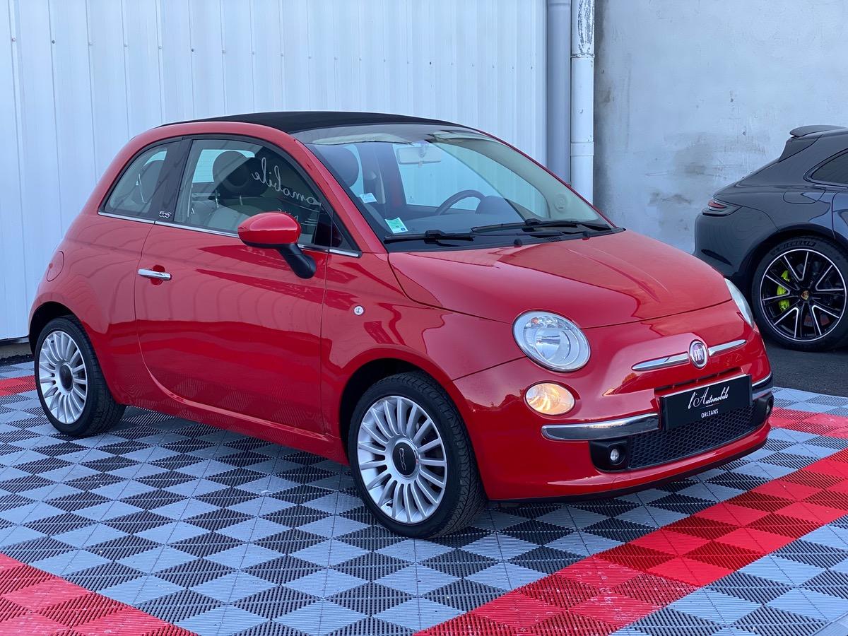 Fiat 500c 1.2 S&S 69cv cabriolet