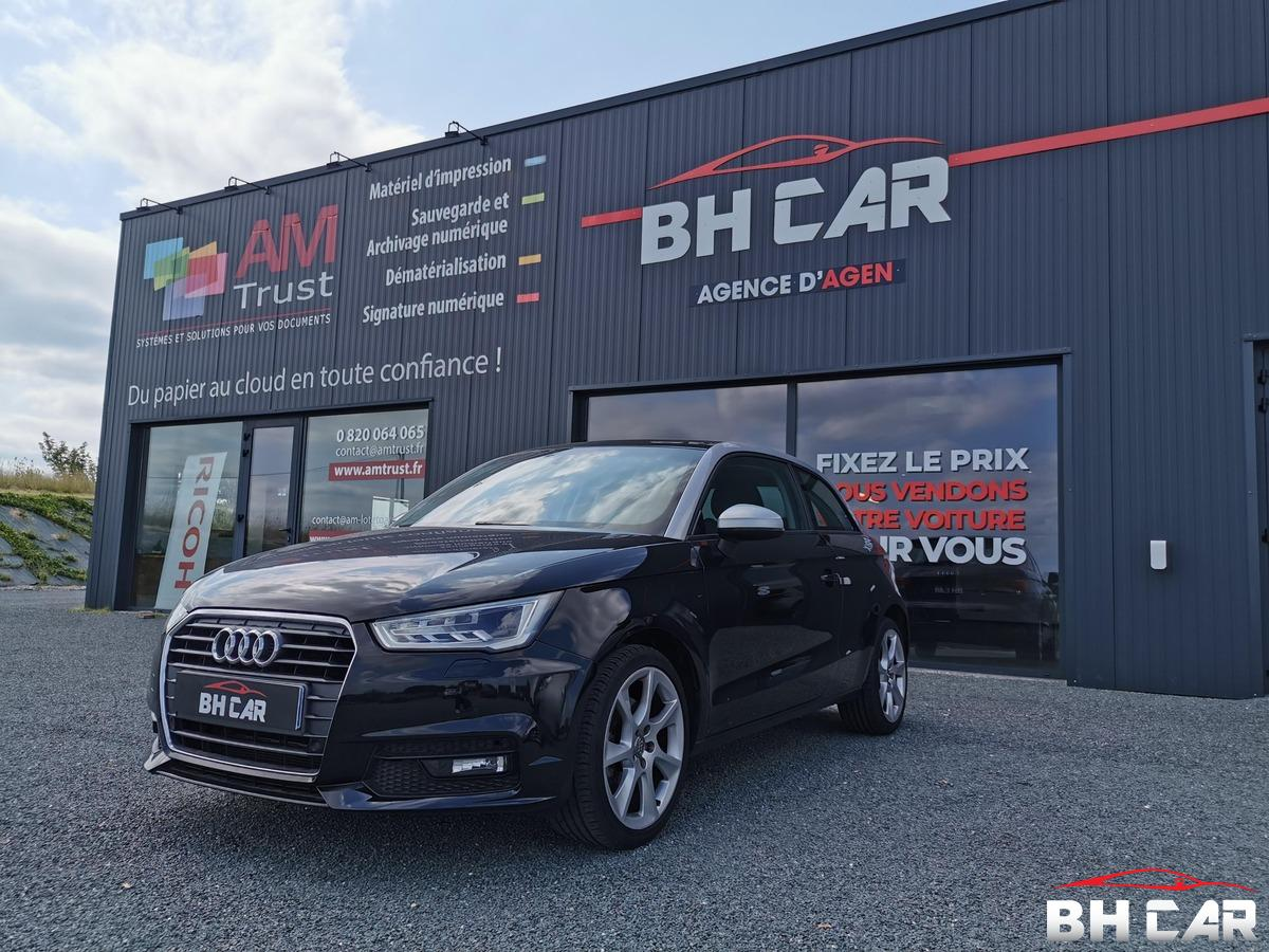Audi A1 1.4 tfsi - 125 -s-tronic AMBITION LUXE