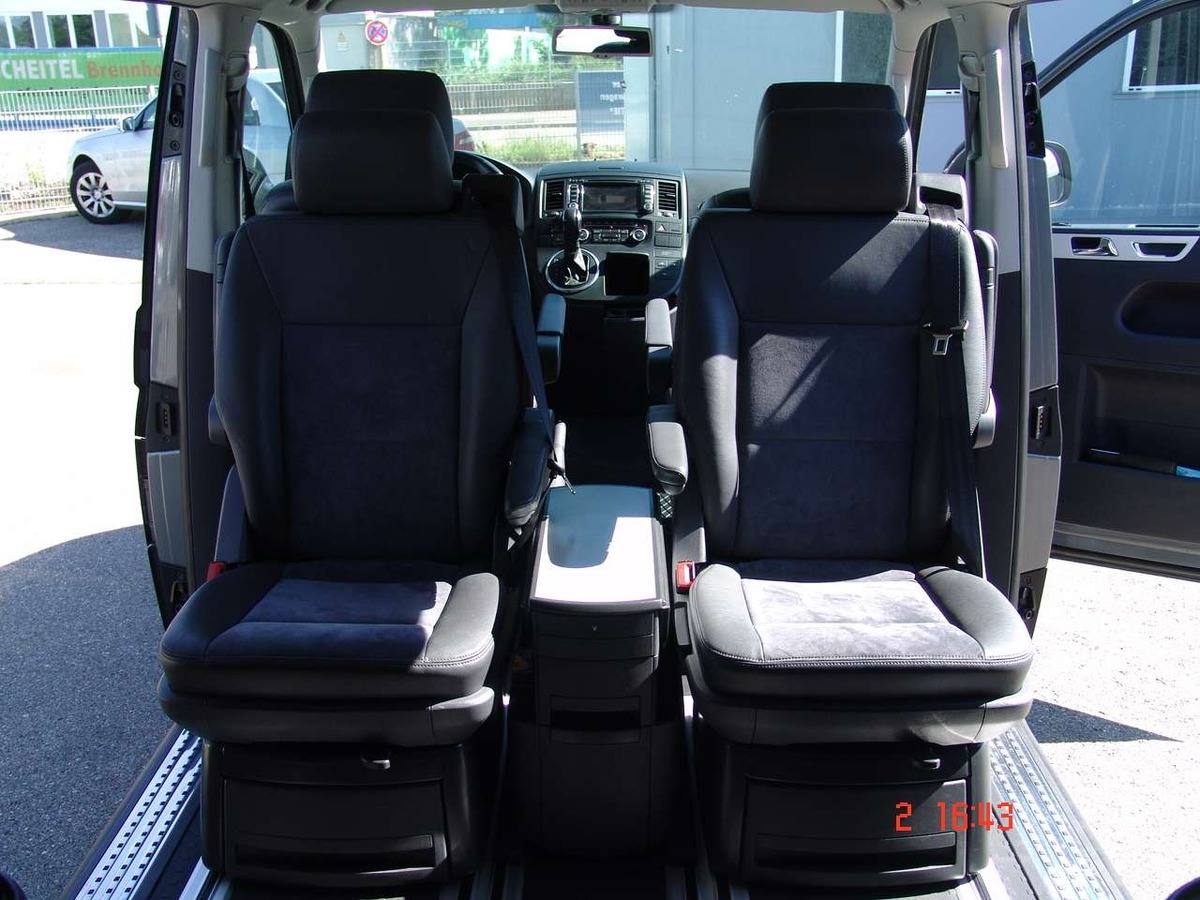 Volkswagen T5 Multivan Highline 4Motion