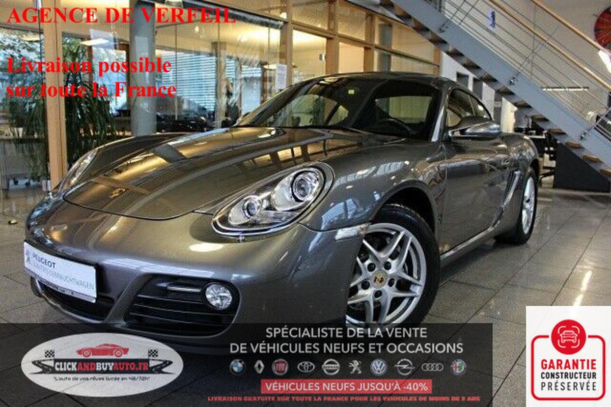 Porsche Cayman 2.9 265cv