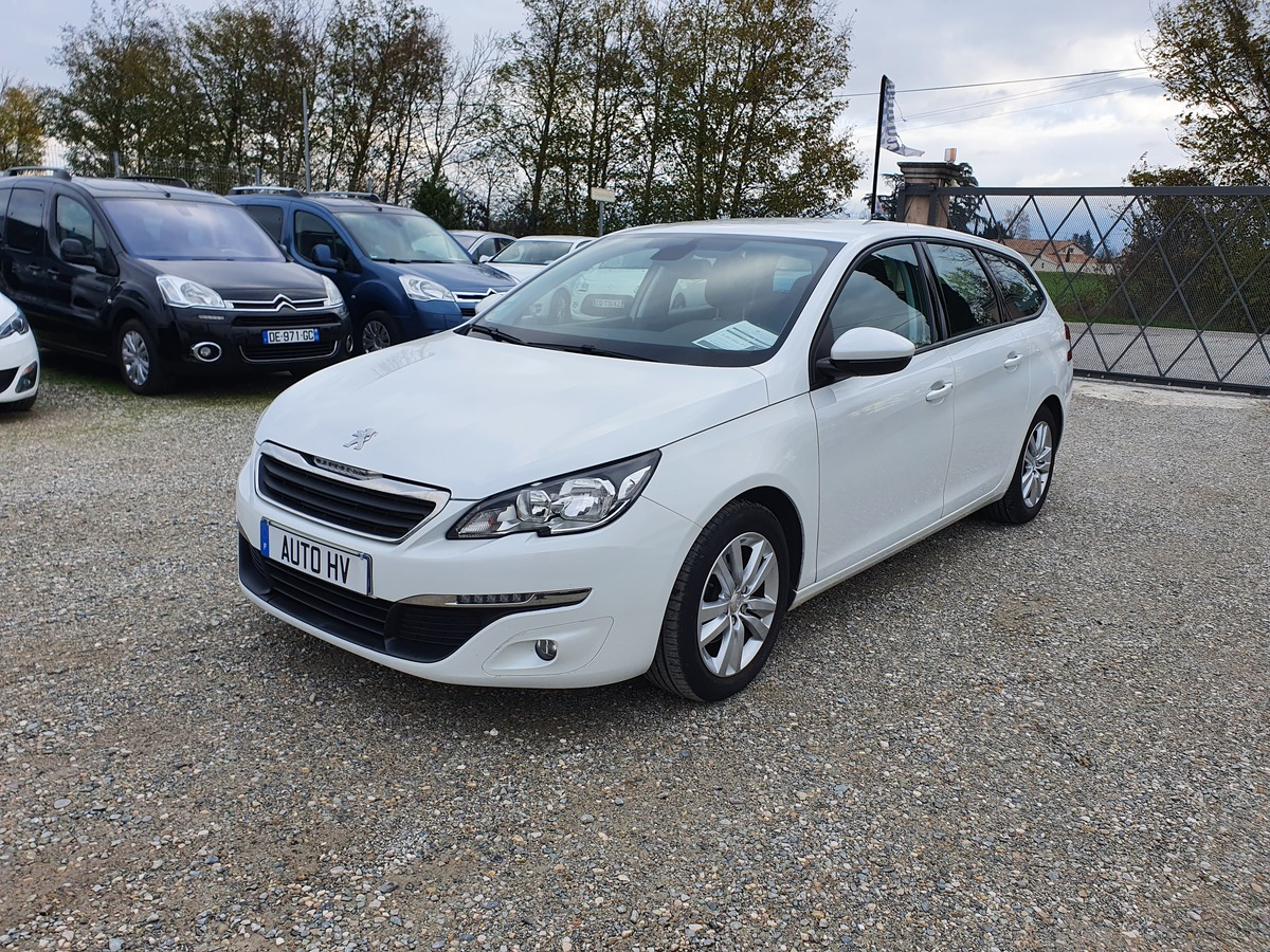 Peugeot 308 sw 1.6 bluehdi 120 ACTIVE BUSINESS r15