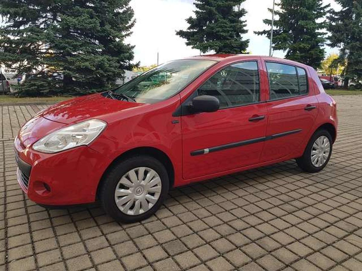 Renault Clio 1.2 ess 2011 82000 km